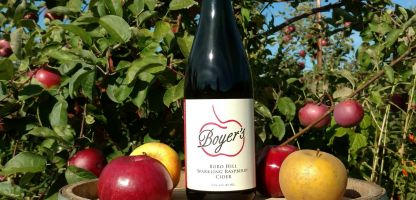 Meet the Maker: Boyer's Wine & Cider