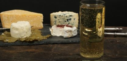 Vermont Cider and Cheese - the Perfect Pair
