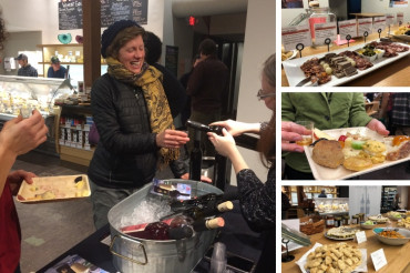 A night of Vermont wine and local food pairings