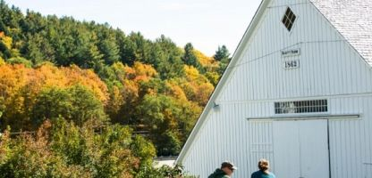 Celebrate Heirloom Apple Day at Scott Farm Orchard