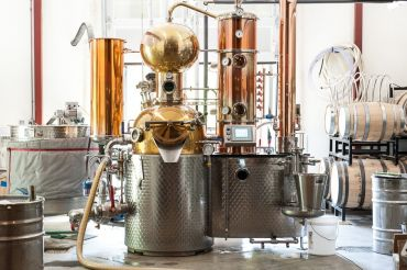 Mad River Distillers - Warren Distillery