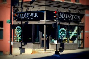 Mad River Distillers - Burlington Tasting Room