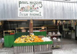 Paul Mazza Fruit and Vegetables